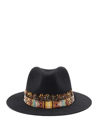 Amenapih Şapka Siyah